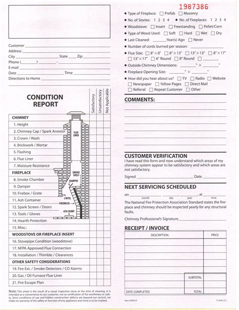 maintenance report sle wood stove inspection form best stove 2017