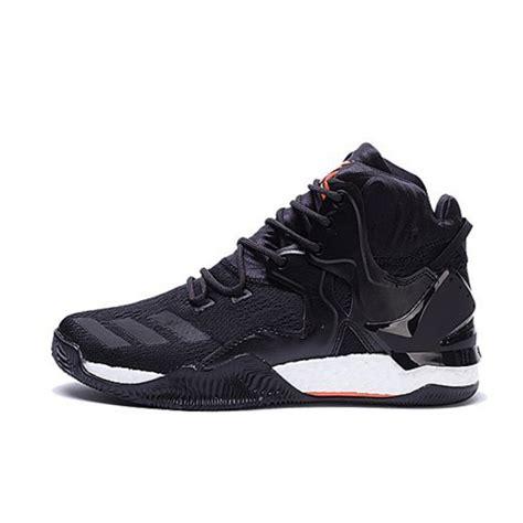 Sepatu Basket D jual sepatu basket adidas d 7 black original