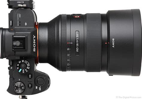 Sony Fe 85mm F 1 4 Gm Lens Hitam sony fe 85mm f 1 4 gm lens review