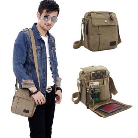 Tas Fashion Import 1695 Tas Wanita Bt tas selempang kanvas pria import sling bag kanvas tas slempang cowok travel bag organizer