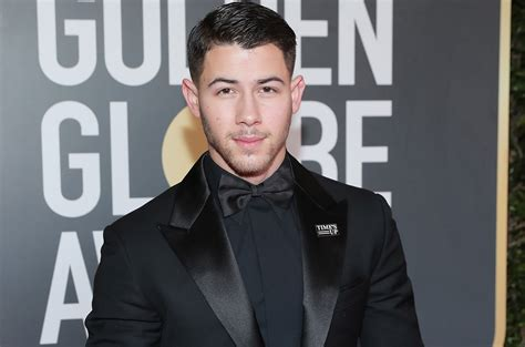 nick jonas nick jonas flaunts tight leather on clash