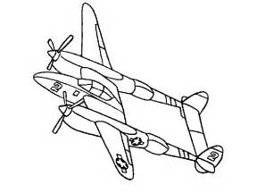 Pics Photos  Airplanes Coloring Pages 14 sketch template