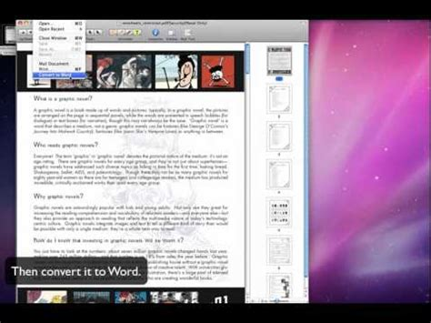 convert pdf to word mac youtube convert pdf to word with pdf editor for mac beta free