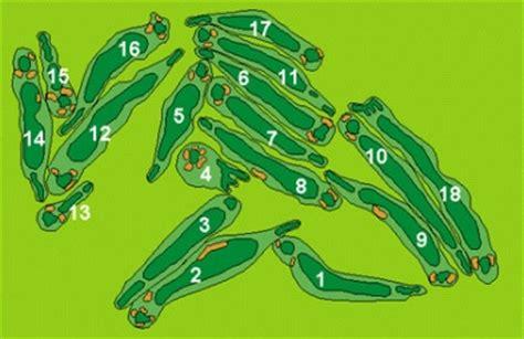 san francisco golf map san francisco ca presidio golf course