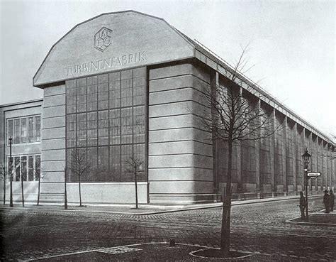 behrens berlin behrens turbine factory smarthistory