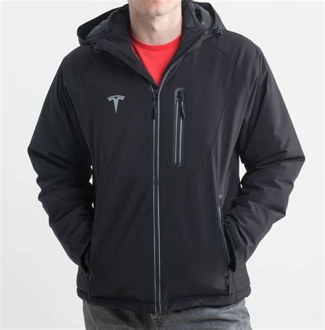 Be A Jacket tesla s soft shell jacket
