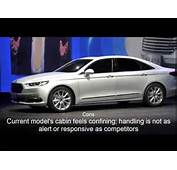 2016 Ford Taurus Review  YouTube