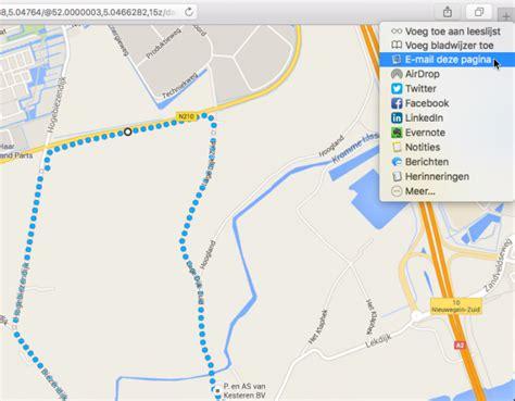 design route google maps een wandelroute uitstippelen met google maps pagina 3