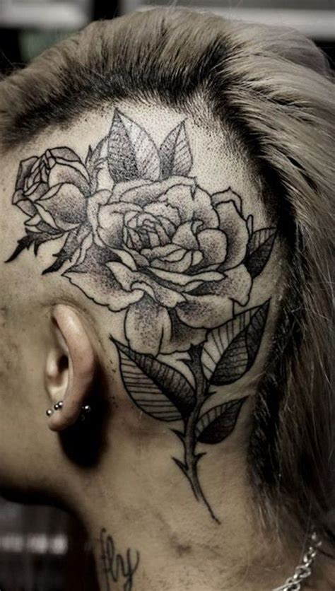 crazy rose tattoos 45 tattoos on craziest tattoos