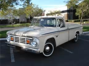 1967 Dodge Truck 1967 Dodge D 100 Css 162970