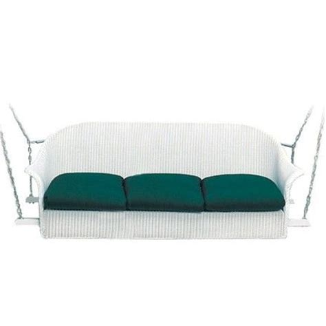 replacement porch swing cushions lloyd flanders replacement cushions wicker porch swings