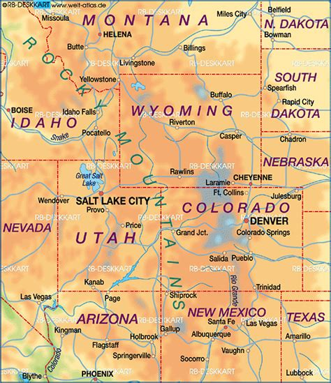 map of the united states rocky mountains map of rocky mountains united states usa map in the