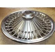 1971 Chrysler / Dodge Plymouth Wire Wheel Cover