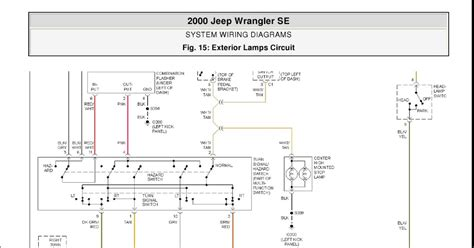 wiring diagram for 2011 jeep wrangler 28 images wiring
