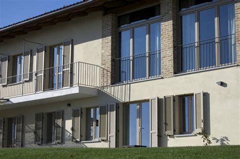 Ristrutturare Cascina Piemontese by Navello Riqualifica Una Cascina Piemontese Area