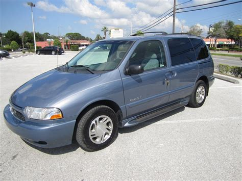 nissan quest 1996 sold 2000 nissan quest gxe meticulous motors inc florida