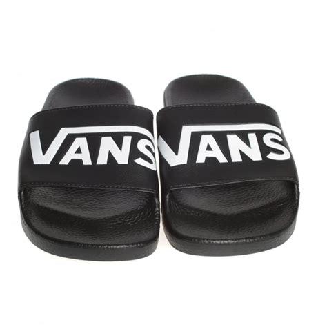 slide on slippers vans slippers