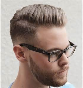 haircut parted on side spiked in front les 25 meilleures id 233 es de la cat 233 gorie coupe homme