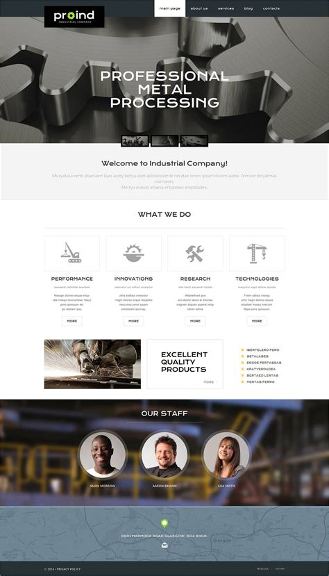 30 Dynamic Php Website Themes Templates Free Premium Templates Dynamic Responsive Website Templates Free