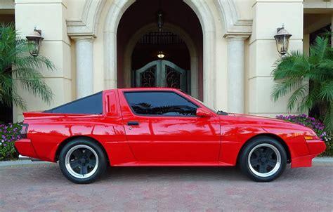 1987 Chrysler Conquest Tsi by 1987 Chrysler Conquest Tsi Photo Gallery Autoblog