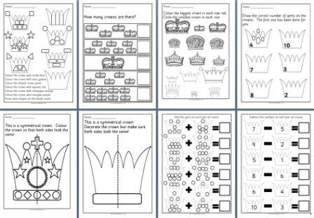 printable numeracy games ks1 free royal wedding resources posters printables