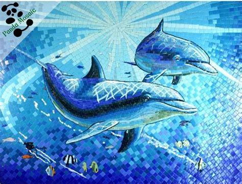 Kitchen Tile Backsplash Murals mb pmdp01 handmade murals decorative swimming pool tile