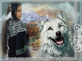 l 233 gende du loup blanc am 233 rindien 233 panews