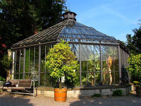 Pavillion Aus Holz 1877 by Uzh Botanischer Garten Alter Botanischer Garten