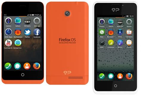 firefox os mobile phones firefox os phones start shipping next week from 119