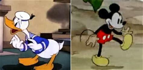 Balmut Kartun Karakter Mickey Mouse soscilla fakta menarik tentang karakter kartun mickey mouse dan donal bebek
