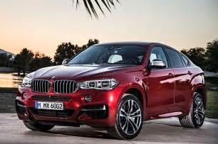 Bmw X6 2015 2015 Bmw X6 Officially Unveiled