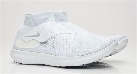 Nike Free Run 02 nike free run motion flyknit 2017 white grey 02 kenlu net