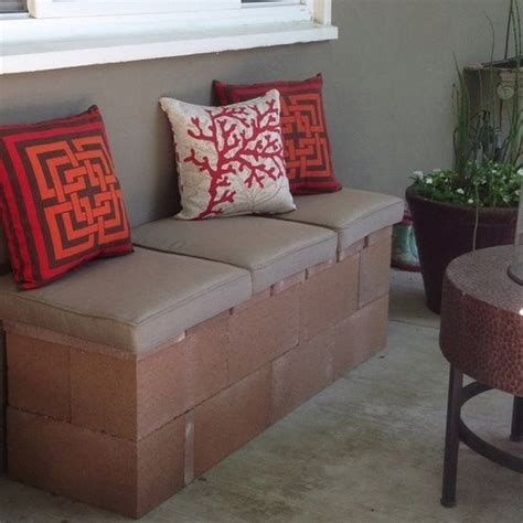 brick bench diy 17 best images about diy on pinterest furniture ideas