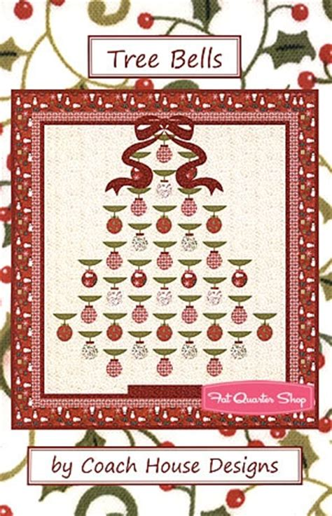 pattern design consideration coach house designs tree bells pattern quilts