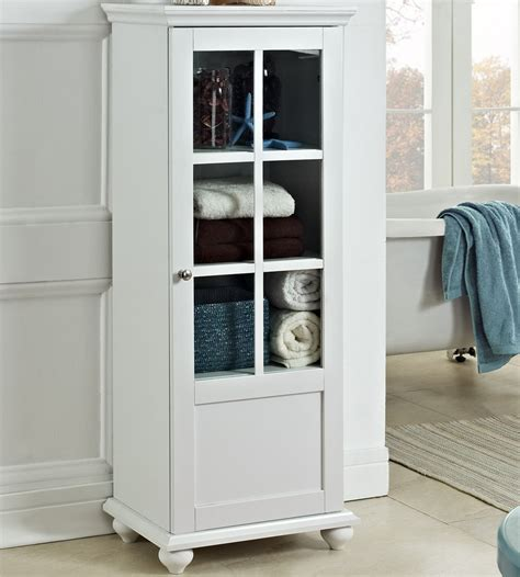 Pantry Cabinet With Glass Doors Storage Cabinet With Glass Door In Pantry Shelving