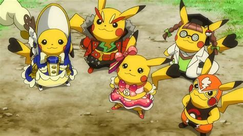 Monstar Popstar Yellow xy pikachu the 1 pikachu sub