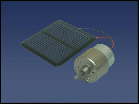Solar Electric Motor by Solar Motor Solar Panel Teco Electric Gear Motor