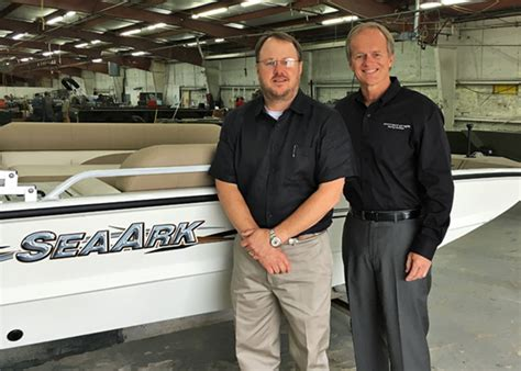 edgewater boats ceo correct craft names seaark boats president trade only today