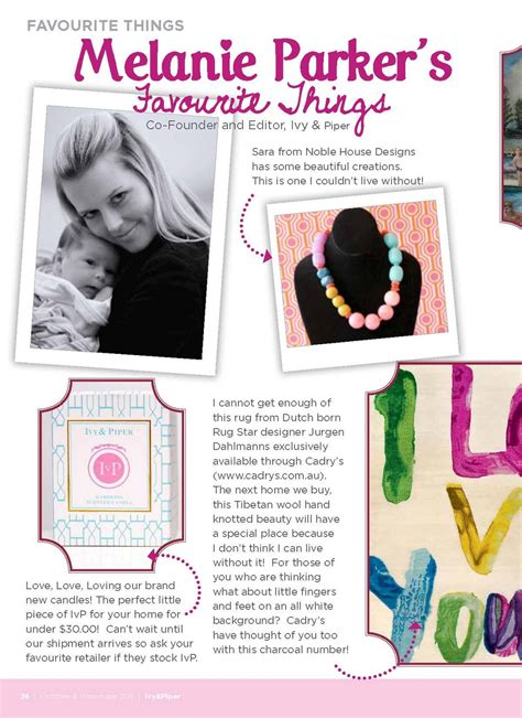 ivy and piper online magazine march 2012 home decor ivy noble house designs ivy piper