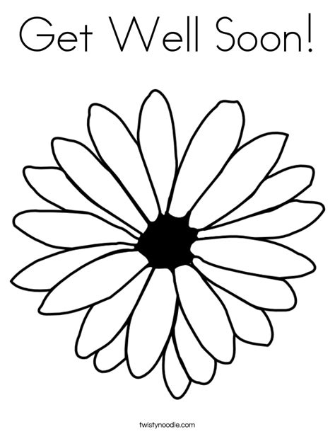 funny get well soon coloring pages printable get well soon coloring pages coloring home