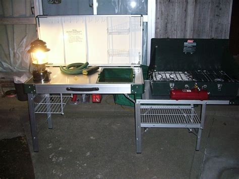 Coleman Outfitter C Kitchen by