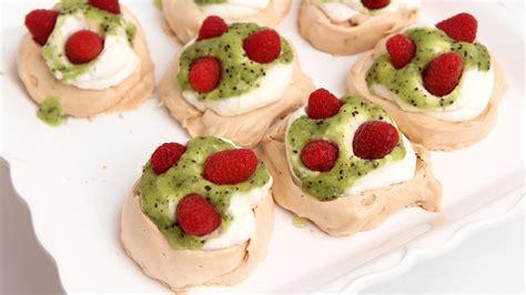 Mini Pavlova mini pavlova recipe vitale in the kitchen episode 778