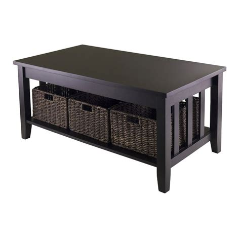 Coffee Tables With Storage Baskets 1000 Ideas About Coffee Table Makeover On Pinterest Coffee Tables Painted Coffee Tables And