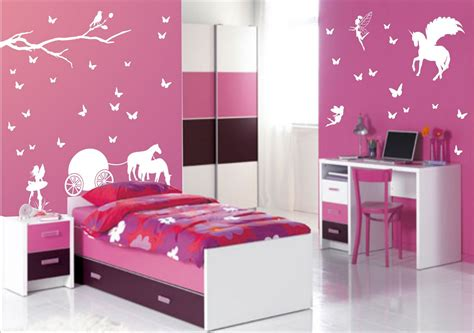 wall stickers for girls room decorating ideas amp home french liberty tree sticker from notonthehighstreet