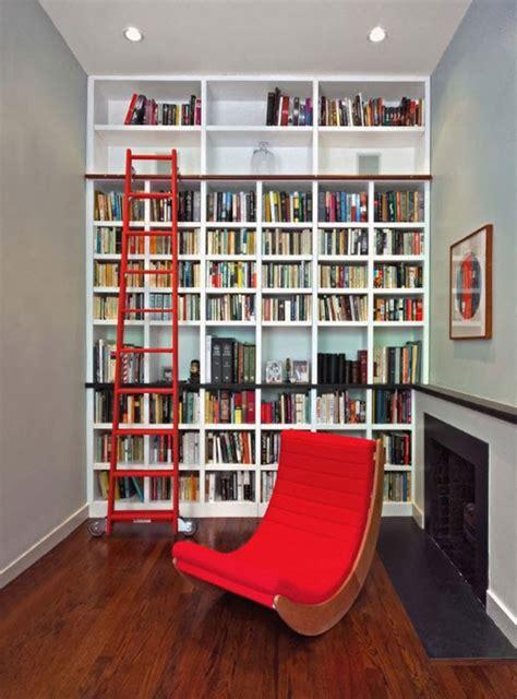 libreria con scala 62 idee di design per le librerie della vostra casa