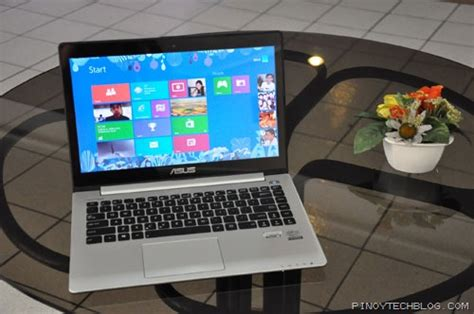 Laptop Asus Vivo Book S400 asus vivobook s400 notebook review tech philippines tech news and reviews