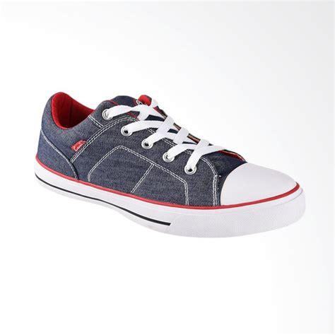 Sepatu Lembut Bahan Kanvas jual carvil canvas mens shoes sepatu casual pria denim