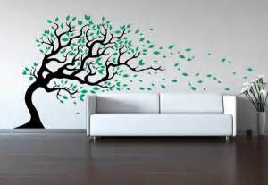 Tree Stickers For Walls Tree Wall Decals Add Style Amp Sophistication To Your Home