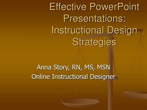 design effective powerpoint presentation ppt effective powerpoint presentations instructional