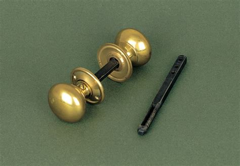 Small Brass Door Knobs small cottage door knobs brass period house store